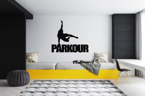55 Wall Sticker Ideas To Revitalize Yourself With The Thrill Of Sports