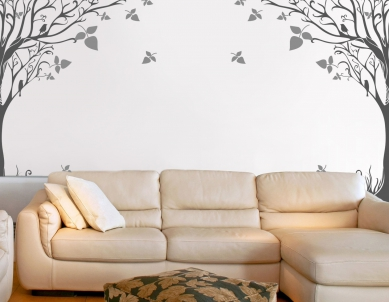 Most Welcome Tree Wall Art