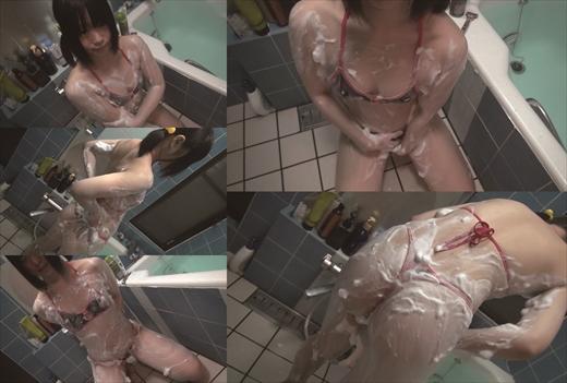いもーと!⑤風呂で勃起★乳も尻もアソコも泡まみれ!
