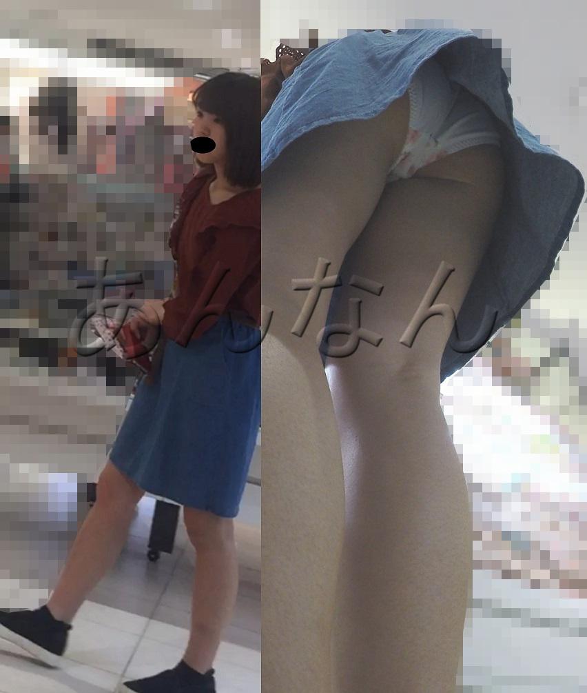 【HD】靴@逆さ撮り編26【安価】