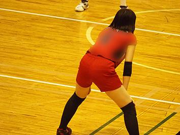 【オリジナル撮影115枚】JC風 バレーボール写真集01