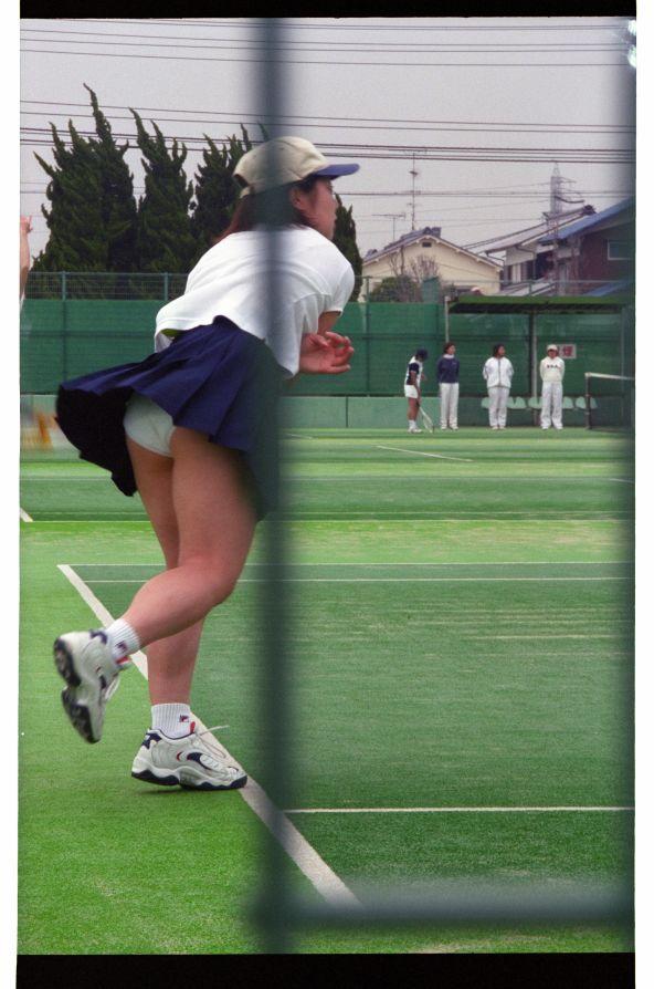 テニスコートの妖精 tn13