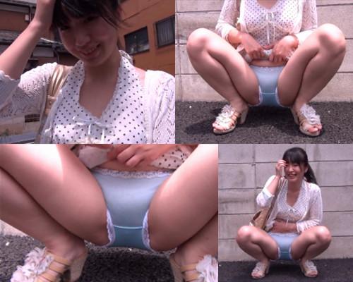 【顔出し声かけ動画15】パンツ見せてもらえませんか?素人のパンツがワンコインで見れちゃいます!Part15