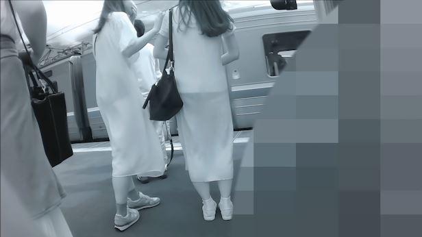 【透け透け】赤外線カメラ【6人】
