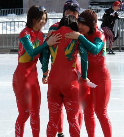 スピードスケートVol.23