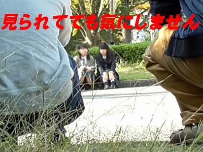 お散歩パンチラ風景【210102】