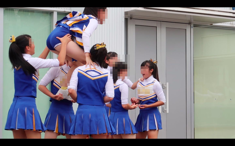 新規 有名 女子○チア4