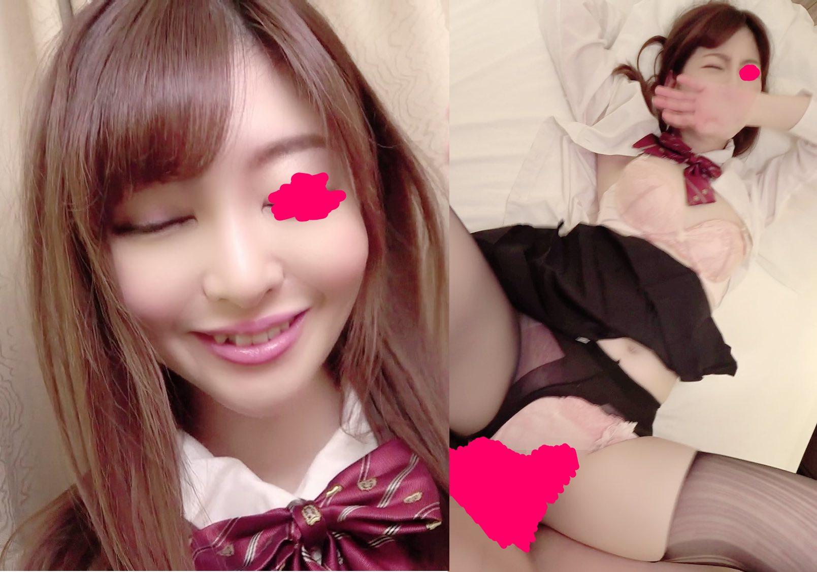 【流出】円○光大好き女子K生とラブホで即合体!種付けラブラブセックス