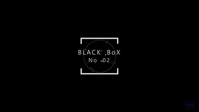 BLACK  BoX  No02