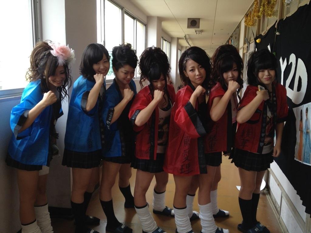 【JK文化祭03】低偏差値系のハイテンション文化祭