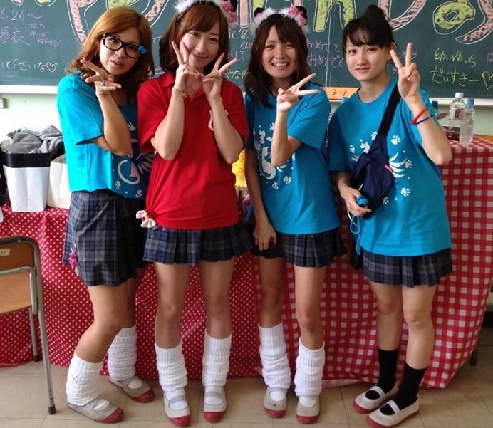 【文化祭05】普通の一般的な平均的な学生