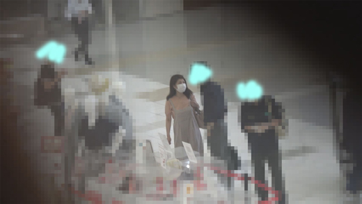 【顔出し・他人棒でNTR口内発射】病院関係の受付事務をしてるセフレの人妻(38)が旦那と買い物中に呼び出してトイレでフェラチオ!