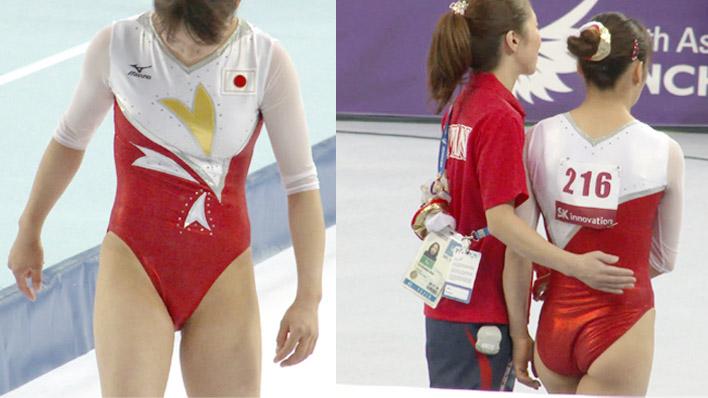 体操 2014 アジア大会