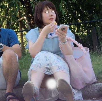 【Full HD】妄想vol.72「美少女がリラックスしていると…2」