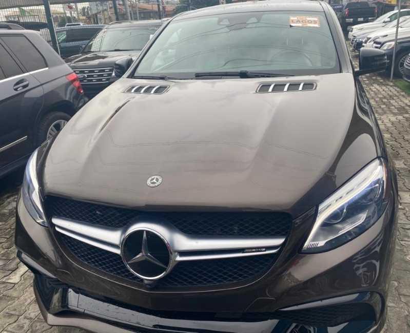 2018 Mercedes-Benz GLE 63 AMG
