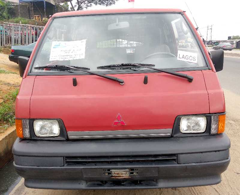 1995 Mitsubishi L300