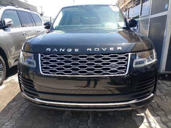 2018 Land Rover Range Rover Vogue