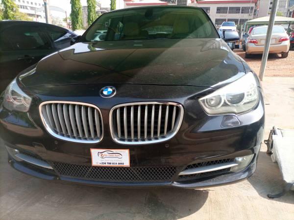 2010 BMW 550 Gran Turismo