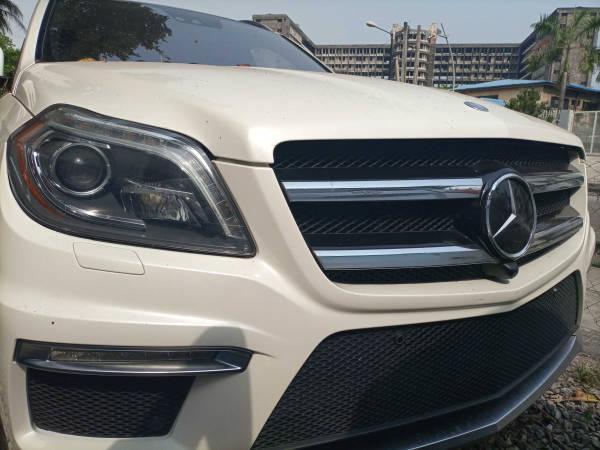 2014 Mercedes-Benz GL 63 AMG