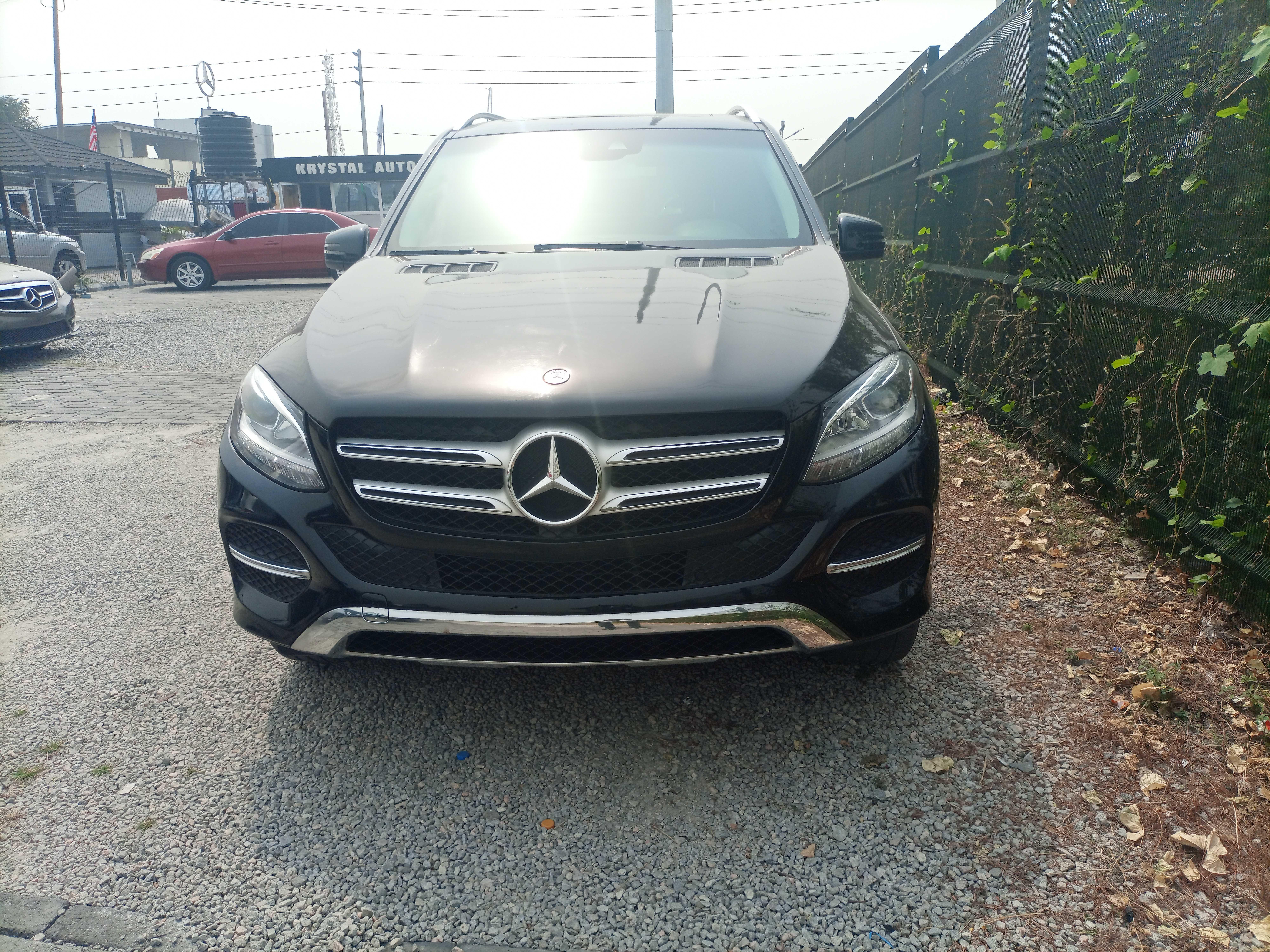 2016 Mercedes-Benz GLE 350