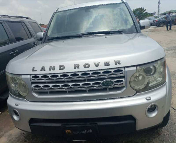 2005 Land Rover LR 3 , Series SE