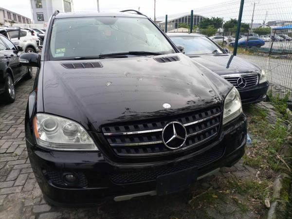 2007 Mercedes-Benz ML 350