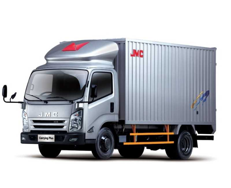 2021 JMC 2.8 Diesel - 2 Ton, 4 Tyre, Steel Box