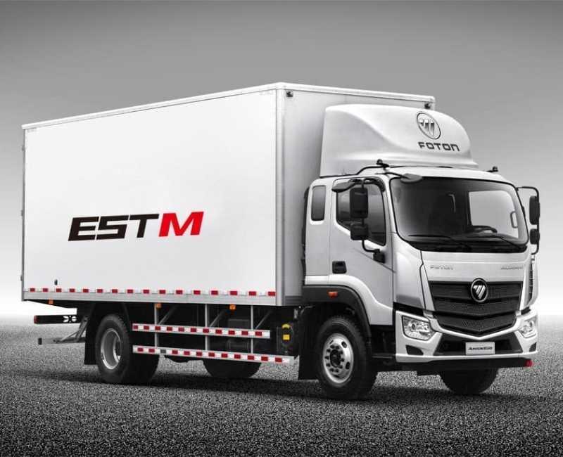 2021 Foton Auman EST-M Rigid Cab & Chassis - 12~14 Tons