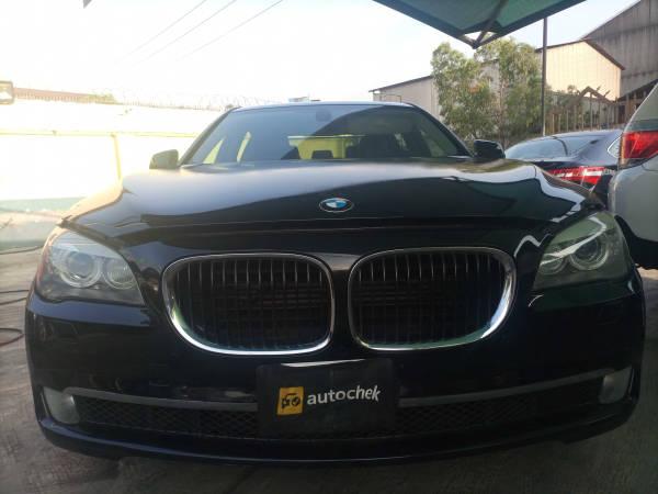 2009 BMW 750