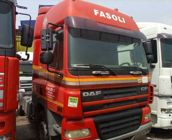 2005 DAF CF85