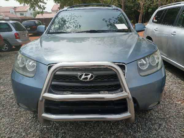 2006 Hyundai Santa Fe
