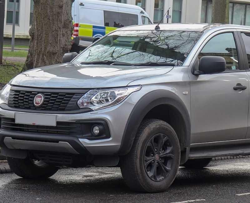 2021 Fiat Fullback Double Cabin 2.5 4WD Diesel