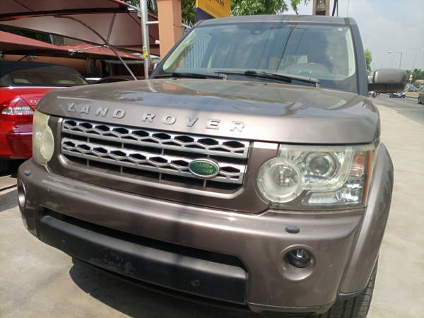 2010 Land Rover Serie III