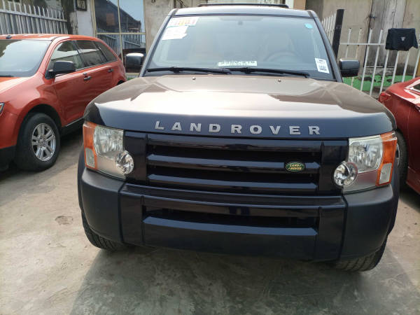 2007 Land Rover LR 3 , Series SE