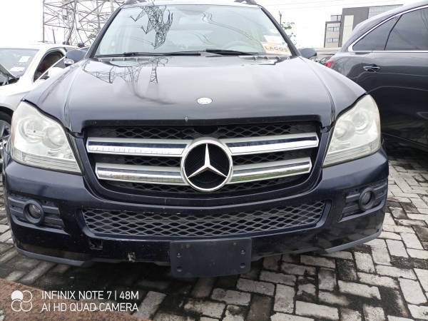 2006 Mercedes-Benz GL 450