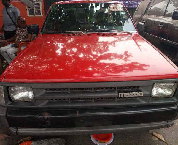 1988 Mazda B series