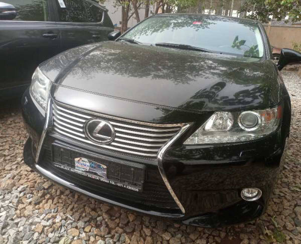 2014 Lexus ES 250