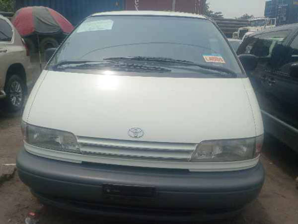 1998 Toyota Previa