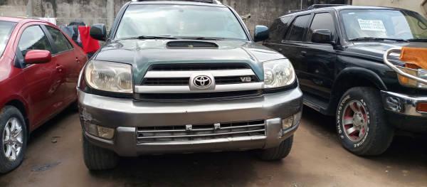 2003 Toyota 4-Runner