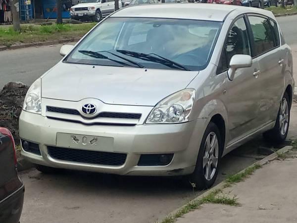 2006 Toyota Corolla Verso