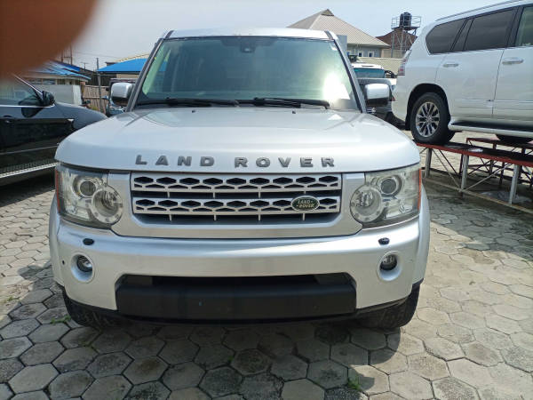 2012 Land Rover Serie III