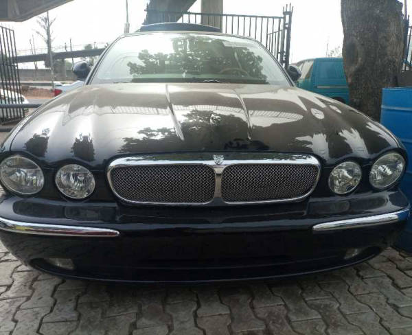 2005 Jaguar XJ