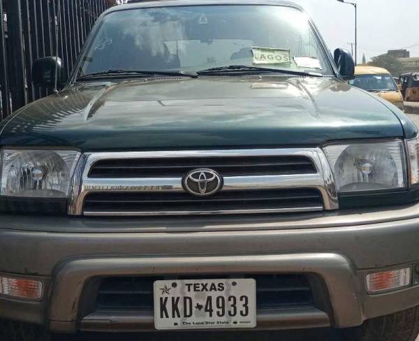 2000 Toyota 4-Runner