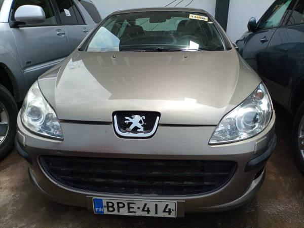 2002 Peugeot 407