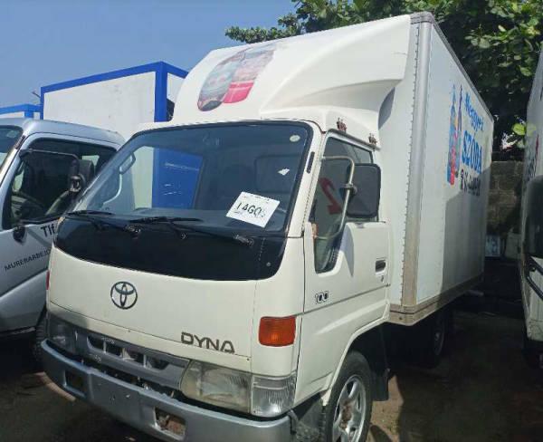 2001 Toyota Dyna