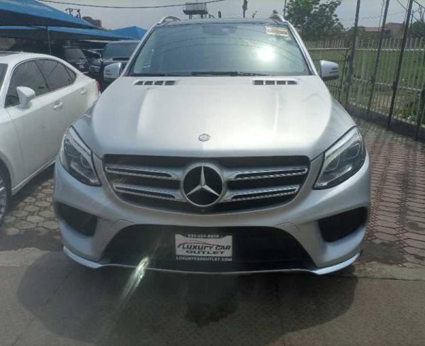 2016 Mercedes-Benz GLE 400