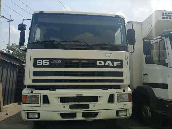 1990 DAF 95XF
