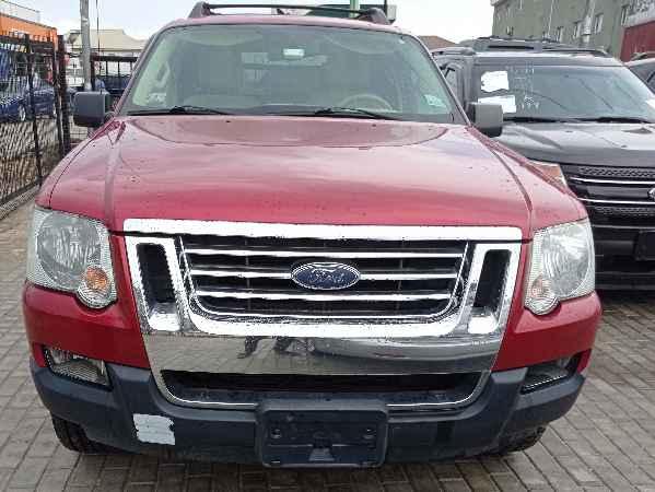 2012 Ford TRANSIT PICKUP