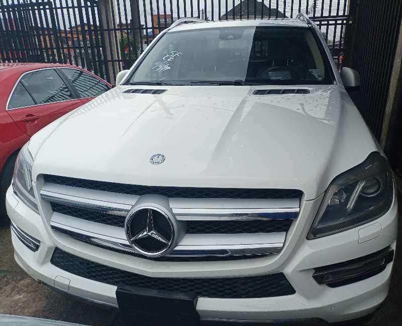 2014 Mercedes-Benz GL 450