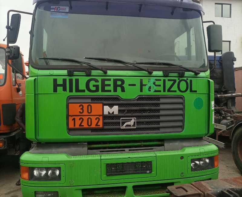 2003 Man Diesel 19.314 FILT-N